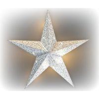 Marimex Hvězda svítící LED papírová