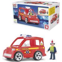 Igráček Hasičské auto s hasičem 2
