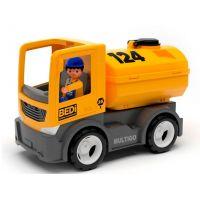Igráček Multigo Build cisterna s řidičem