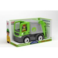 Igráček Multigo City popelářské auto s popelářem
