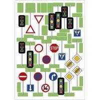 Igráček Multigo dopravní značky