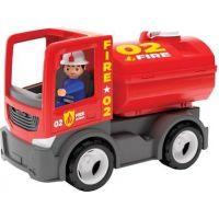 Igráček Multigo Fire cisterna s hasičem