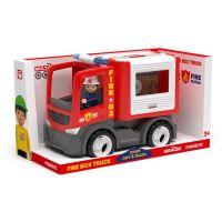 Igráček Multigo Fire multikorbička s řidičem