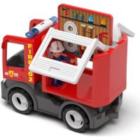 Igráček Multigo Fire multikorbička s řidičem 4
