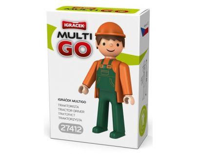 Igráček Multigo Traktorista
