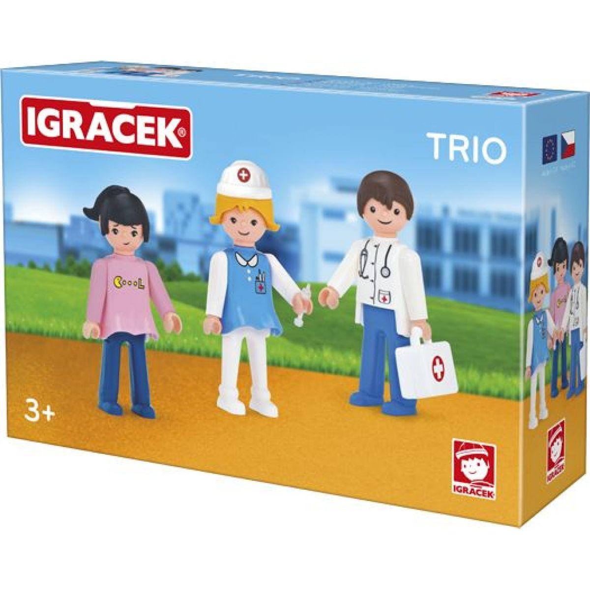 Igráček Trio Léčíme