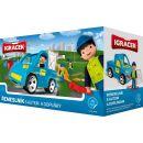 IGRÁČEK 23017 - Řemeslník + auto + doplňky 2