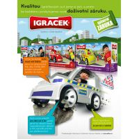 IGRÁČEK 23019 - Záchranář se sanitkou a doplňky 3