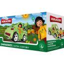 IGRÁČEK 23016 - Zahradnice + auto + doplňky 2