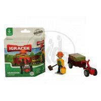 IGRÁČEK 21014 - Zahradník + doplňky