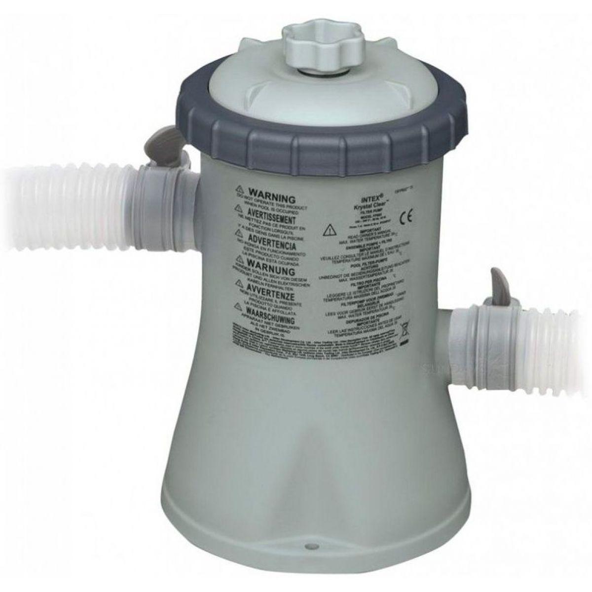 INTEX 28602 Eco Kartušová filtrace 1,25m3