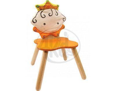 I`m Toy Židle Princezna