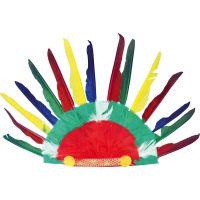 Indiánská čelenka 60 x 35 cm