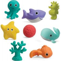 Infantino akvárium zvieratká do kúpeľa