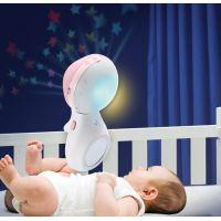 Infantino Hudební kolotoč s projekcí 3v1 růžový 3