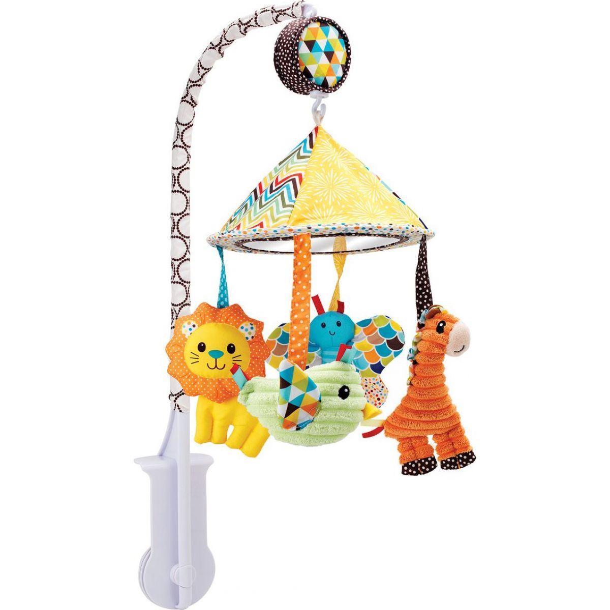 Infantino Hudební kolotoč Zvířátka