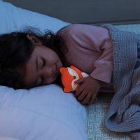 Infantino Noční lampička s hudbou a projekcí Liška 6