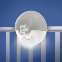 Infantino Noční lampička s projekcí ecru 6