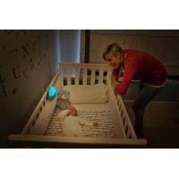 Infantino Noční lampička s projekcí modrá 5