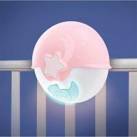 Infantino Noční lampička s projekcí růžová 5