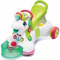 Infantino Odrážedlo 3v1 jednorožec Unicorn