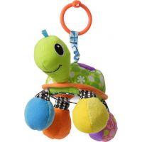 Infantino Závěsná želva se zrcátkem