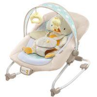 Ingenuity Lehátko vibrující Cuddles&Quacks