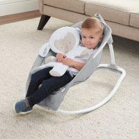 Ingenuity Houpátko vibrující s melodií Cuddle Lamb do 18 kg 6