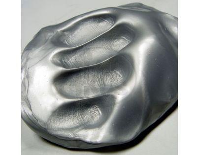 Inteligentní plastelína - Zářivá stříbrná