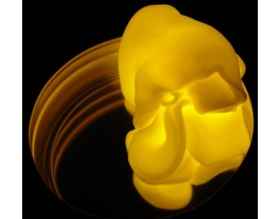 Inteligentní plastelína - Jantar
