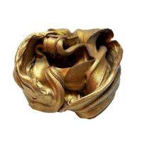 Inteligentní plastelína Magnetická zlatá