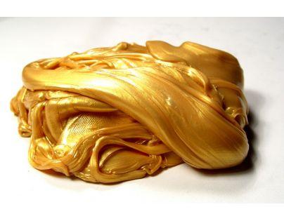 Inteligentní plastelína - Oslnivá zlatá