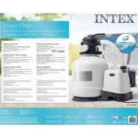 Intex 26652 Pieskové čerpadlo 4