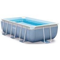 INTEX 26772 Bazén obdélníkový s rámem Prism frame 3 x 1,75 x 80 cm