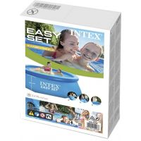 Intex 28110 Easy set Bazén 244x76cm 2