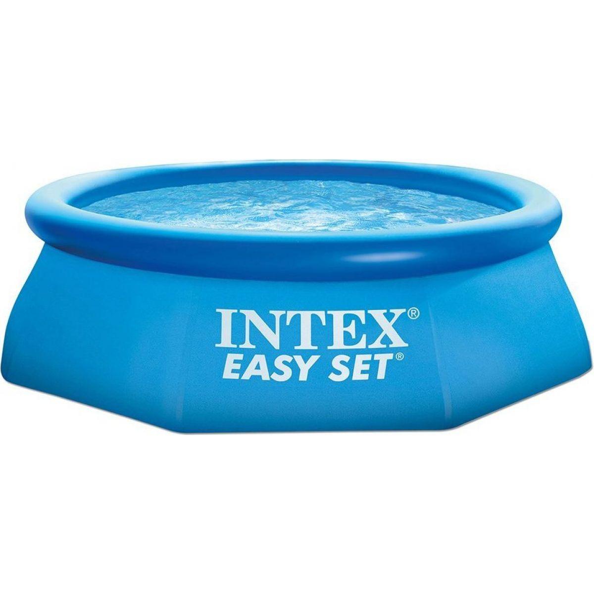 Intex 28112 Easy set Bazén 244x76cm - Poškozený obal