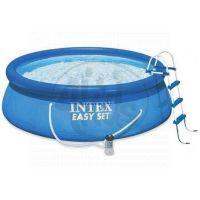 Intex 28180 Easy set Bazén 457x84cm - Poškozený obal