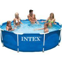 Intex 28202 Bazén kruhový s konstrukcí 305 x 76 cm 3