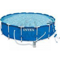 Intex 28234 Bazén kruhový s konstrukcí 457 x 107 cm