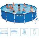 Intex 28234 Bazén kruhový s konstrukcí 457 x 107 cm 2