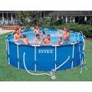 Intex 28236 Bazén kruhový s konstrukcí 457 x 122 cm 2
