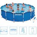 Intex 28236 Bazén kruhový s konstrukcí 457 x 122 cm 3