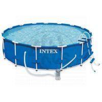 Intex 28236 Bazén kruhový s konstrukcí 457 x 122 cm