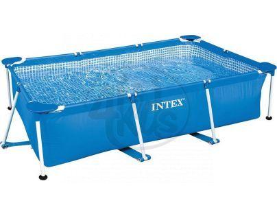 Intex 28270 Bazén obdélníkový s konstrukcí 220 x 150 x 60 cm