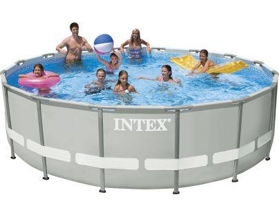 Intex 28328 Bazén s tvrzeným rámem 488 x 122 cm