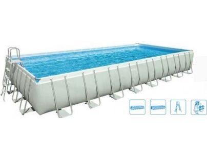 Intex 28372 Ultra Frame Pool 975 x 488 x 132 cm