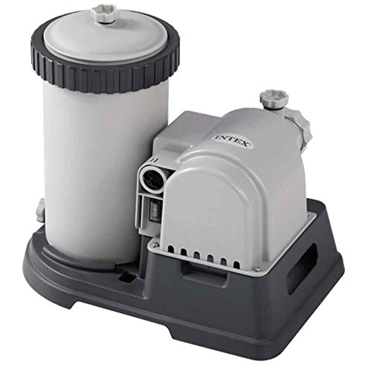 INTEX 28634 Optimo kartušová filtrace 9,5 m3