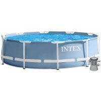 Intex 28702 Bazén Prism Frame 305 x 76 cm kartušová filtrace