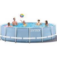 Intex 28728 Bazén Prism Frame s příslušenstvím 457 x 84 cm