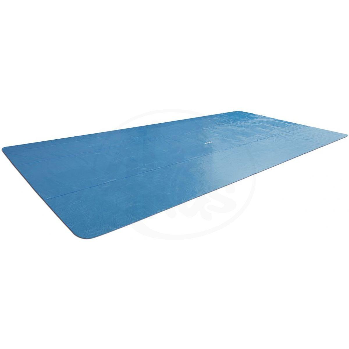 Intex 29029 Solární kryt k obdolníkovým bazénům 4,88 m x 2,44 m